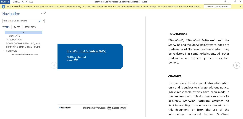 convertir un fichier pdf en doc gratuitement